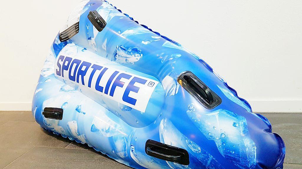 Inflatable premiums - Publi air Sportlife opblaasbaare slee inflatable sledge - wintergadgets