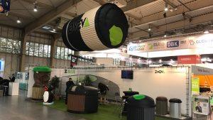 Opblaasbare stands - Publi air- Zweva- Inflatable object- Stand - Beurzen