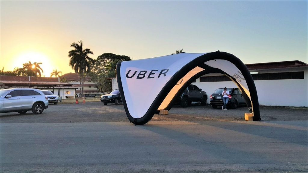 Signus - Uber- Tent- Publi air - Paviljoen