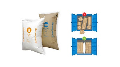 Dutch Dunnage inflatable dunnage bags - Publi air - Industriair