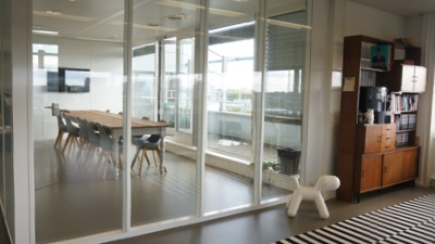 Kantoor office Publi air head quarters - overschiestraat 63 Amsterdam