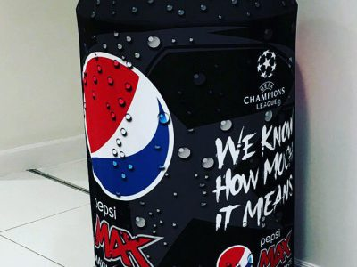 stackawrap display publi air pepsi