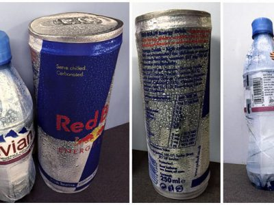 stackawrap display publi air red bull