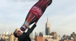 stackawrap display publi air coca cola