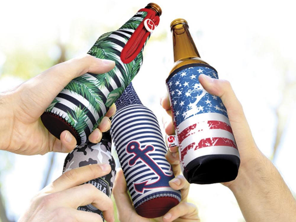 Relatiegeschenken en premiums - beverage covers custom made