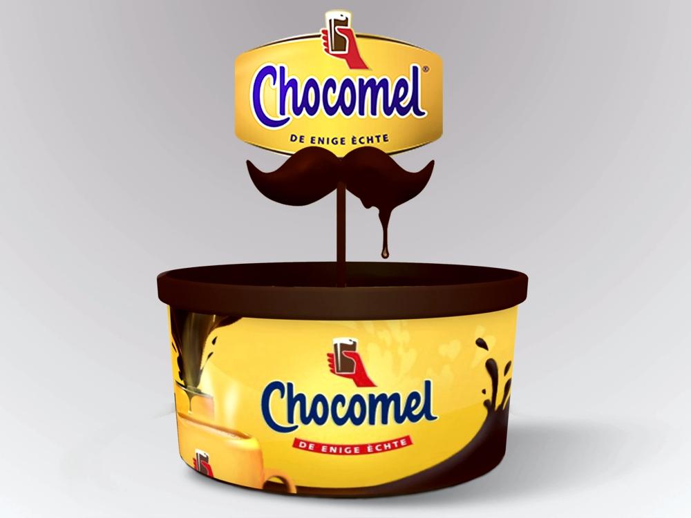Chocomel-display-3D-instore-stortbakken