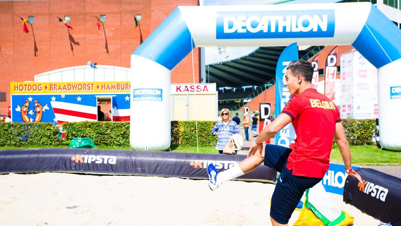 Decathlon boarding opblaasbare boog – Publiair