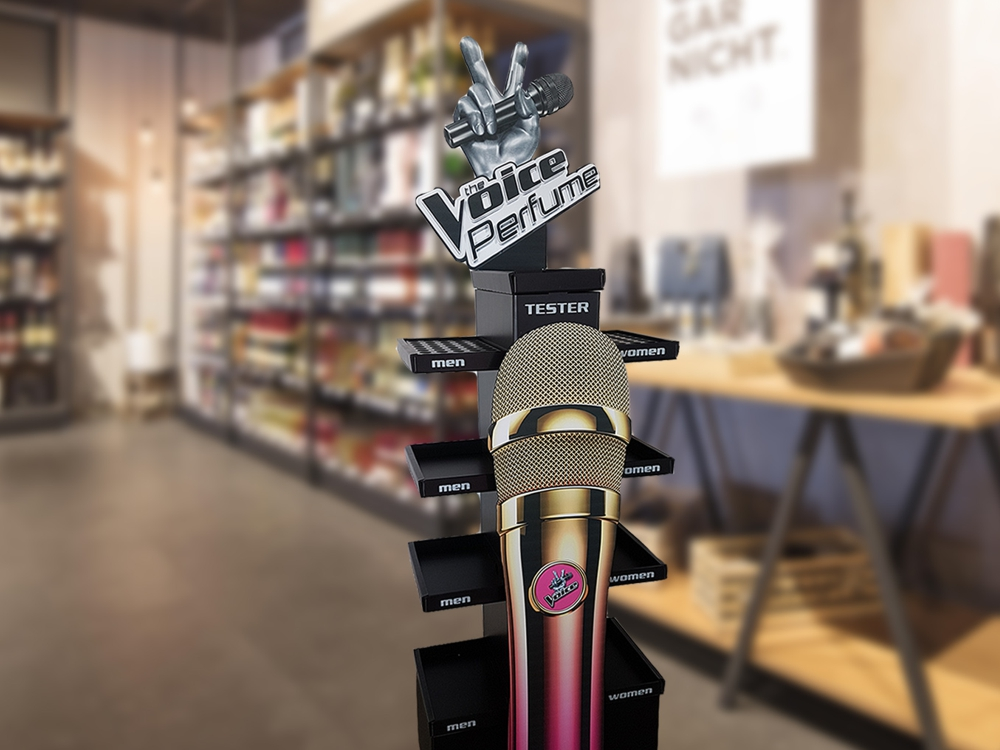 The-Voice-perfume-display-rsp-retail